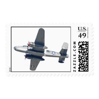B-25 POSTAGE STAMPS