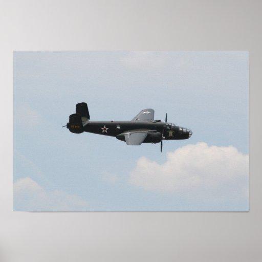B-25 PÓSTER
