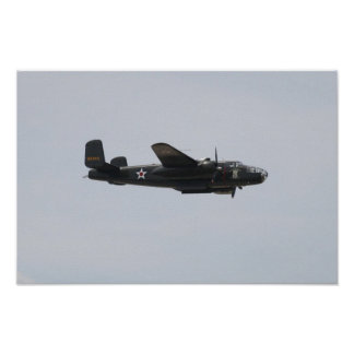 B-25 POSTER