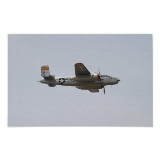 B-25 POSTERS