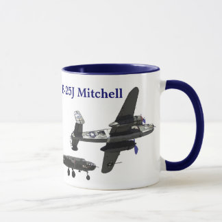 B-25J Mitchell Mug