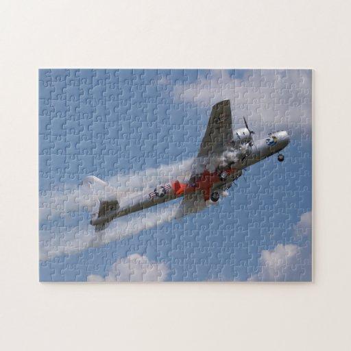 B-29 con el rompecabezas de Bell X-1