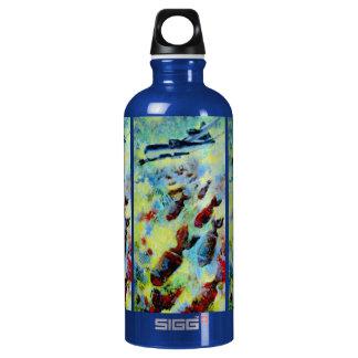 B-29, Fine Art Aluminum Water Bottle