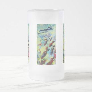 B-29, Fine Art Drink Mug