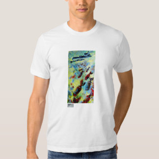 B-29, Fine Art T-Shirts For Men