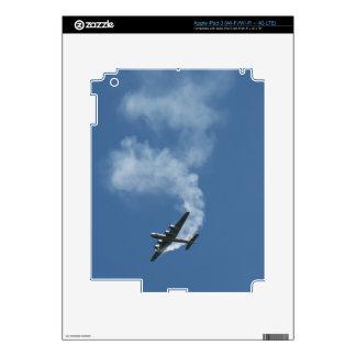 B-29 Flat Spin iPad 3 Skin