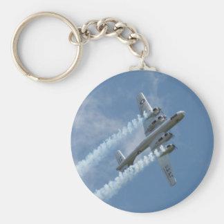 B-29 Soaring Keychain