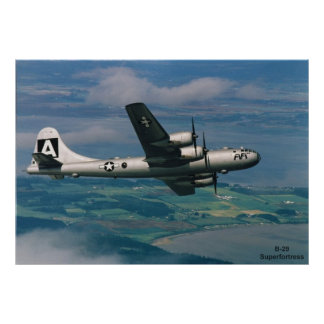B-29 Superfortress Posters