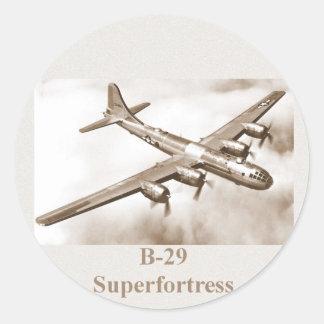 B-29 Superfortress sticker