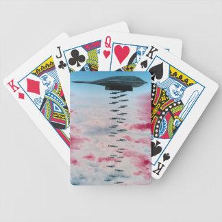 B-2 Bomber Poker Deck
