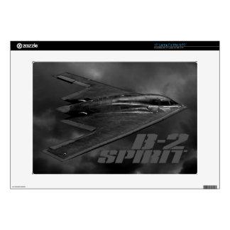"""B-2 Spirit 15"""" Laptop For Mac & PC Skin Decal For Laptop"""