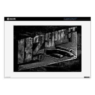 "B-2 Spirit 15"" Laptop For Mac & PC Skin Decals For Laptops"
