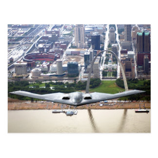 B-2 Spirit Bomber Postcard