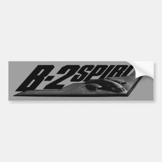 B-2 Spirit Bumper Sticker Car Bumper Sticker