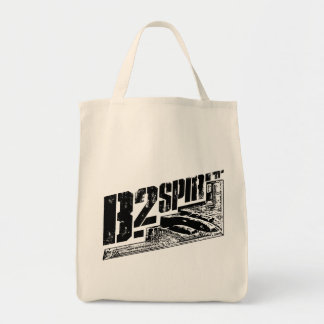 B-2 Spirit Grocery Tote