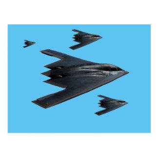B-2 Spirit Postcard