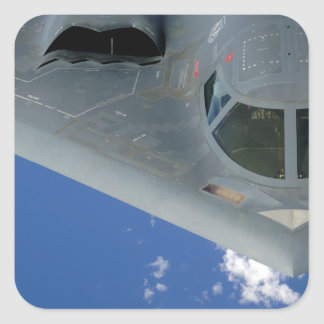 B-2 Spirit Square Sticker