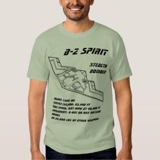 B-2 Spirit Stealth Bomber T-Shirt