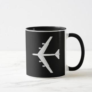 B-52 Bomber - Top View Mug