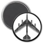 B-52 Peace Magnet