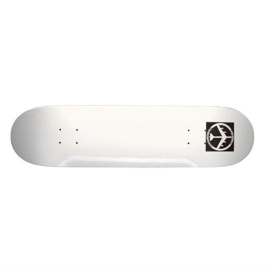 B-52 Peace Sign Skateboard
