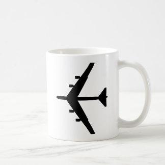 B-52 Silhouette Coffee Mug