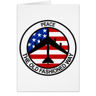 B-52 Stratofortress Card