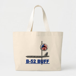 B-52 Stratofortress Large Tote Bag