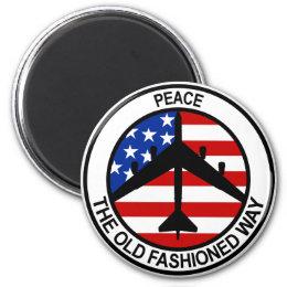 B-52 Stratofortress Magnet