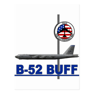 B-52 Stratofortress Postcard