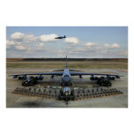 B-52 Stratofortress Poster
