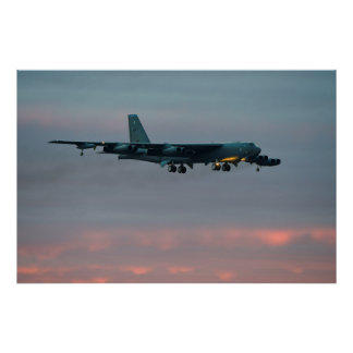 B-52 Stratofortress Póster