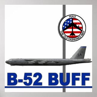 B-52 Stratofortress Print
