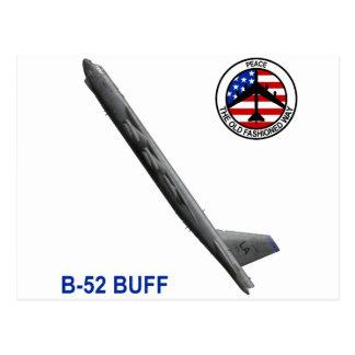 B-52 Stratofortress Tarjeta Postal