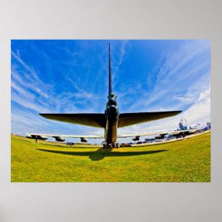 B-52D POSTER