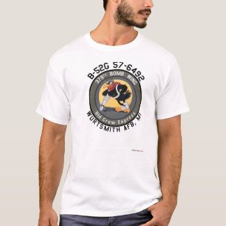 "B-52G ""Old Crow Express"" 57-6492 T-Shirt"