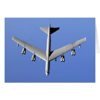 B-52H Stratofortress Card