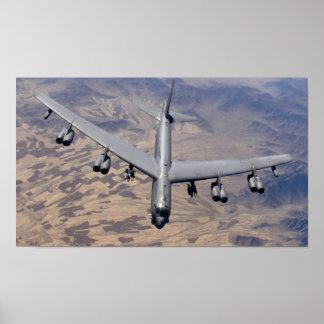 B-52H Stratofortress Póster