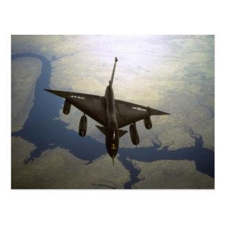 B-58X Mach 4 Postcard