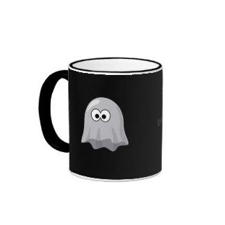 b-5 cute ghost mug