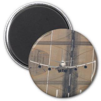 B-747 Hi-Perf Take-off Magnets
