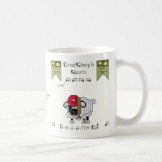 ¡B-a-a-a-tter para arriba! Taza de café