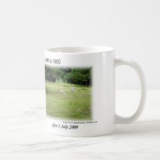 B_A BMC_2009, http://www.resurrection-mission.com Classic White Coffee Mug