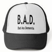 B.A.D. hat