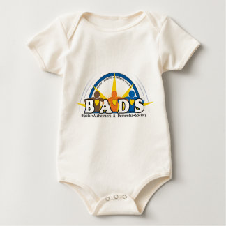 B.A.D.S. baby outfit Bodysuit