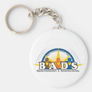 B.A.D.S.  Keychain