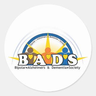 B.A.D.S.  Sticker