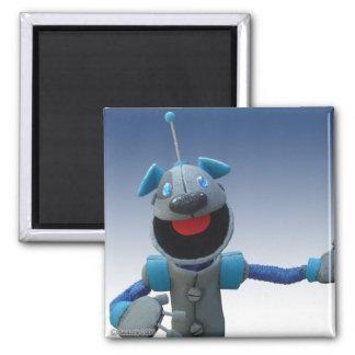 B.A.R.K. El imán del perro del robot
