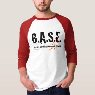 B.A.S.E. Jumping Skydiver T-Shirt