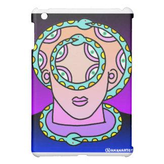 (b)ananartista - Ouroboros il Signore dello spazio iPad Mini Cover